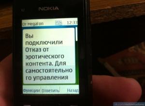 """Эротический контент подключил """"Мегафон"""" ростовской пенсионерке"""