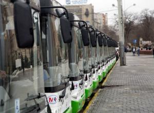В Ростове на Театральной перекроют дорогу, в связи с презентацией новых автобусов