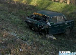 В Ростовской области в тройном столкновении погиб водитель «шестерки»