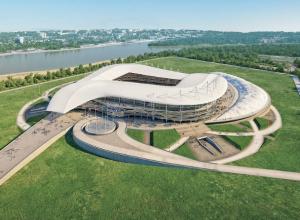 Первый футбольный матч на «Ростов Арене» состоится уже весной