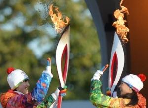 В Ростове маршрут Олимпийского огня пройдет через центр, Западный и Северный микрорайоны