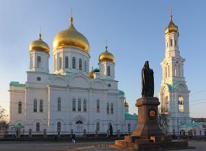 Ростовский кафедральный собор оборудуют подсветкой к Рождеству