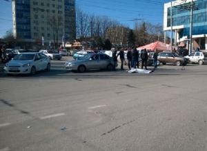 Ростовская область вошла в ТОП-5 регионов с безбашенными пешеходами, игнорирующими ПДД