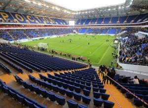 Проданы почти все билеты на матчи чемпионата мира по футболу в Ростове-на-Дону