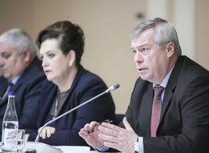 Льготные лекарства для детей до трех лет решил раздавать губернатор Ростовской области