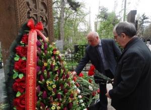 В Ростове-на-Дону почтили память жертв геноцида армян