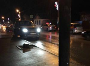 «Ослепший» от собственной важности водитель внедорожника сбил девочку на «зебре» в Ростовской области
