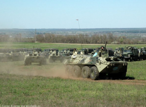 Путин поручил вернуть войска с учений в Ростовской области в места постоянной дислокации