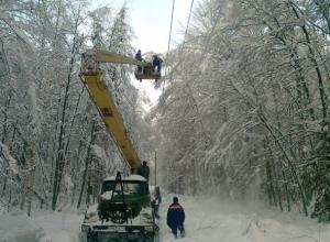 Колонна донских энергетиков выдвинулась на Москву и в Пензенскую области