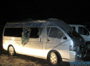 Автобус с юными волейболистками перевернулся под Волгодонском (фото с места ДТП)