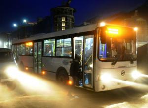 Ростовский городской транспорт в новогоднюю ночь будет работать до часа ночи и изменит схему движения