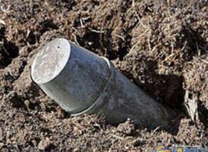 В огороде жителя Ростовской области нашли неразорвавшийся снаряд системы «Ураган»