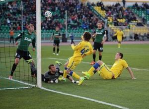 Футбольный клуб «Ростов» впервые обыграл «Краснодар»