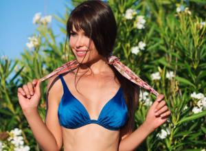 Сексуальная звезда Playboy чувствовала себя на Мальте как в Ростове
