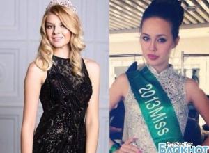 Две ростовчанки поборются за корону «Мисс России-2014»