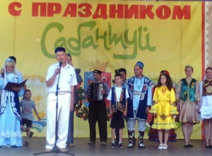 В Ростове праздник Сабантуй отметили предстаители 20 национальных общин Дона