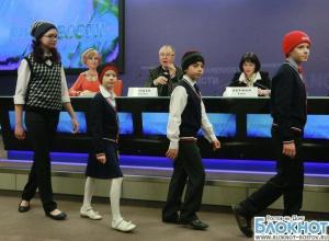 Школьная форма, предложенная Президентом в Ростове, обойдется в  3,5 тыс рублей