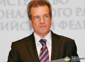 Михаил Чернышев прокомментировал свой уход с поста мэра Ростова-на-Дону