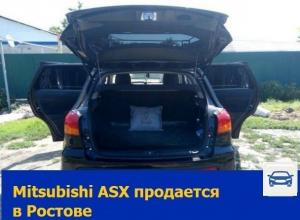 Mitsubishi ASX в отличном состоянии продают в Ростове