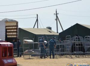 В Ростовской области 5 сентября закроют полевые лагеря для размещения беженцев