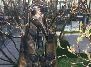 Леденящий душу ужас вызвали мумии оживших пассажиров у посетителей аэропорта «Платов» в Ростове