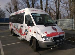 Курсирующие до аэропорта «Платов» крохотные миниавтобусы разочаровали жителей Ростова