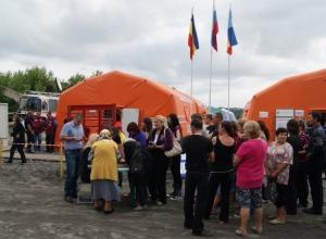Лагерь беженцев в Ростовской области попал под обстрел: ПВР перенесут на безопасное расстояние