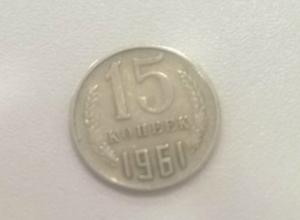 Старинными монетами стали выдавать сдачу экономные водители маршруток