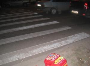 В Ростове иномарка на пешеходном переходе сбила 9-летнюю школьницу