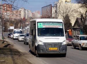 Полностью избавиться от маршруток запланировали в скором времени в Ростове