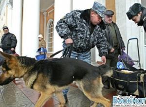 В Ростове-на-Дону предприняли дополнительные меры безопасности