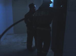 450 человек были ночью эвакуированы из-за пожара в ростовском общежитии