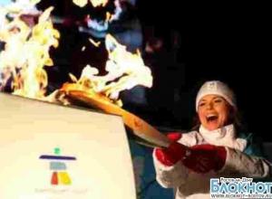 Ростов примет эстафету Олимпийского огня 22 января