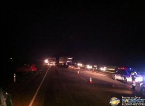 В Ростовской области в ДТП погиб человек, еще трое пострадали