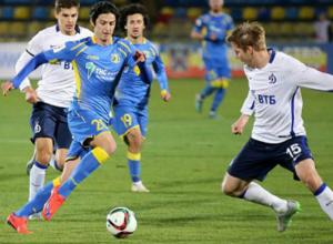 ФК Ростов готовится к вечернему матчу в московским «Динамо»