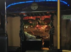 «Сказочная», вычищенная до блеска маршрутка с «классным» водителем восхитила жителей Ростова