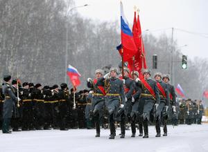 Более 200 торжественных мероприятий смогут посетить ростовчане в День защитника Отечества