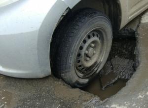 Молодой автолюбитель погиб после ДТП с дорожной ямой под Ростовом