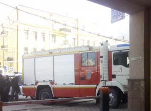 Опасную неразорвавшуюся мину обнаружили в центре Ростова возле университета РИНХ