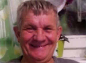 Седого сероглазого  пенсионера разыскивают в Ростовской области