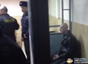 В Ростове начался суд по обвинению военнослужащего в пьяном ДТП на «Тигре»