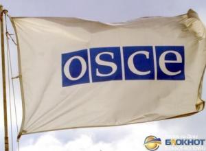 ОБСЕ: снаряды прилетали на территорию Ростовской области со стороны Украины случайно