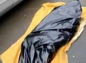 В Ростове-на-Дону на остановке общественного транспорта найден труп полицейского