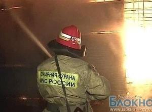 Два человека погибли на пожаре в Таганроге