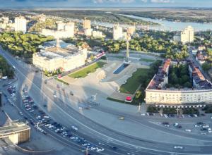 В преддверии ЧМ-2018 в Ростове перекроют Театральную площадь