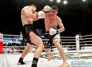 Турнир по смешанным боям собрал в Ростове боксеров из нескольких стран (Фоторепортаж)