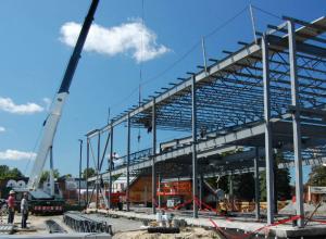 Новую гостиницу решили построить около Парамоновских складов в Ростове