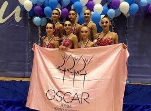 Ростовский «Оскар» стал серебряным призером первенства России по эстетической гимнастике