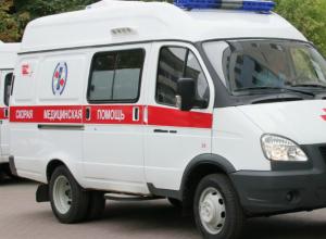 Мужчина пострадал в аварии с маршруткой на улице Ростова