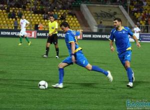 «Краснодар» — «Ростов» — 0:0